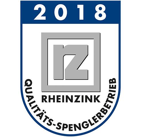 Auszeichnunge Rheinzink