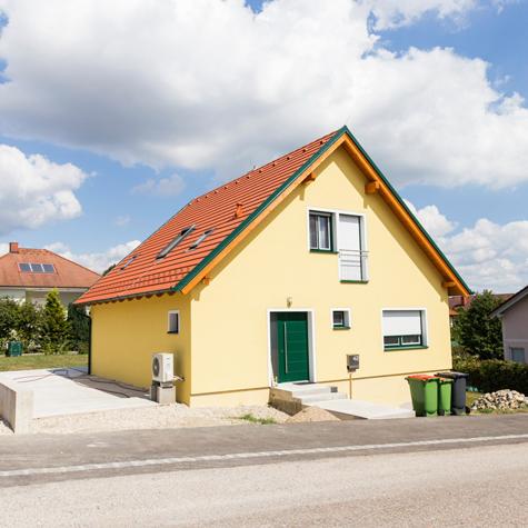Frühwirth Holzhaus
