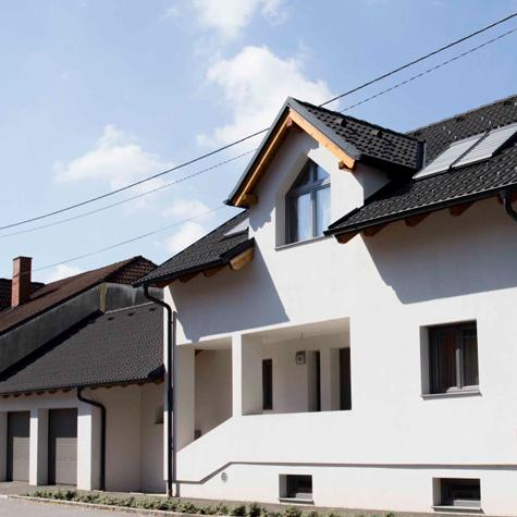 Einfamilienhaus Drösing