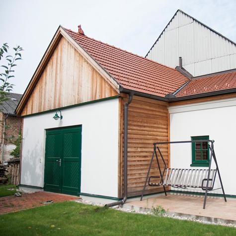 Gartenhaus Dürnkrut