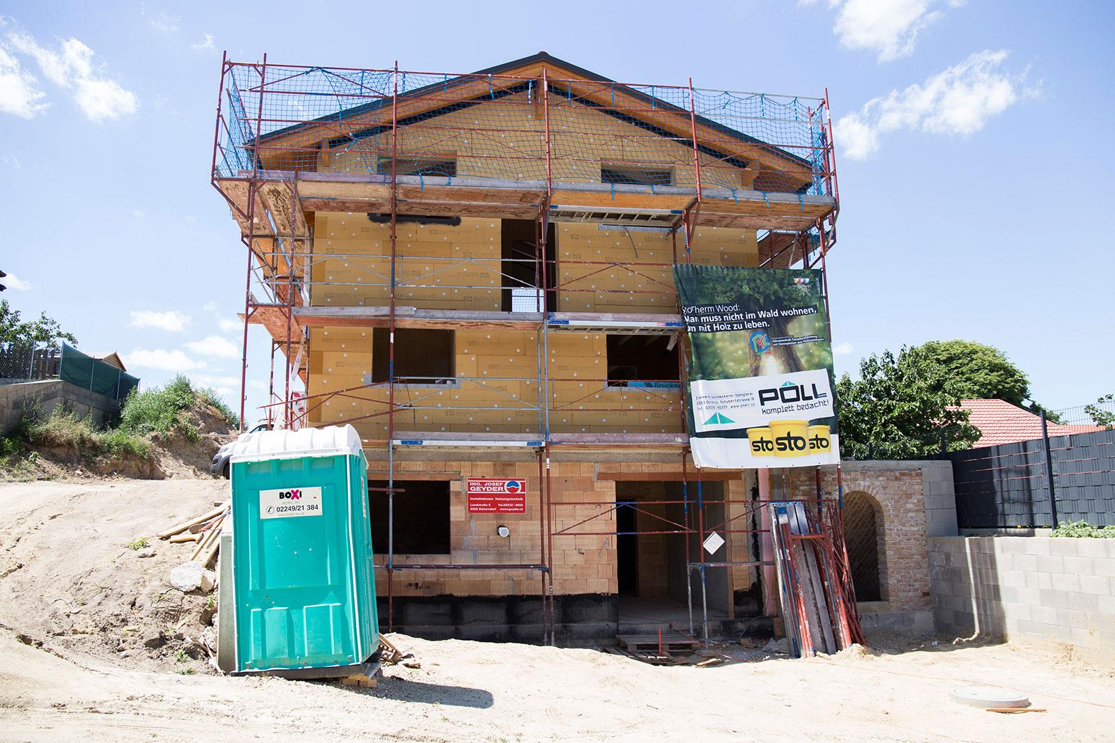 Pöll - Haus in Holzrahmenbauweise 2018