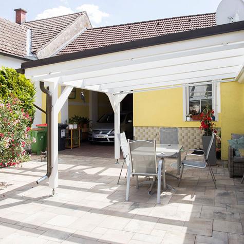 Pöll - Terrassenüberdachung